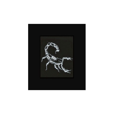 Знак зодиака Скорпион малый