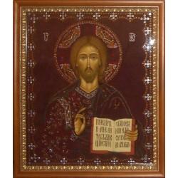 Икона Иисус Христос большая репродукция