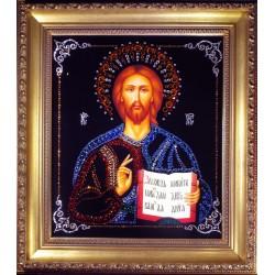 Икона Иисус Христос 2 средняя репродукция