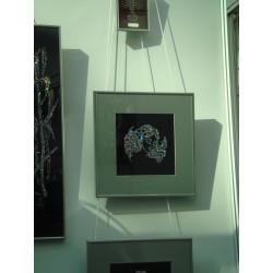 Картина из страз сваровски Знак зодиака Дева средний