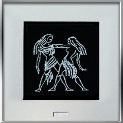 Знак зодиака Близнецы средний