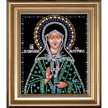 Икона Матроны малая репродукция