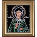 Картина из кристаллов сваровски Икона Матроны малая