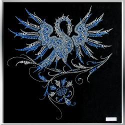 Синяя птица большая