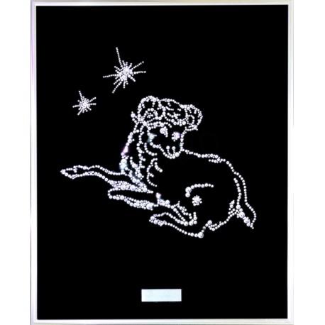 Знак зодиака Овен большой