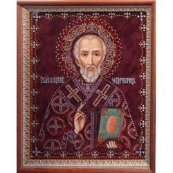 Икона Николай Чудотворец средняя