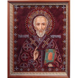 Икона Николай Чудотворец средняя репродукция